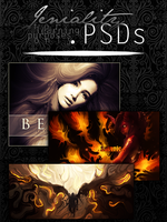 .PSD Pack 1 by Jeniality