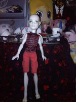 Monster High Zekeal by Yagami2010