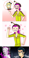 A+ for Effort Souda by Mayonaka-Zetsubo