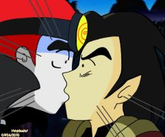 Jack Spicer Y Chase Young by Haydee-Takarai