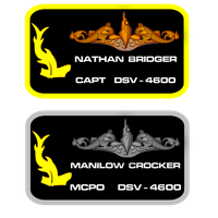 seaQuest Revised Nameplates by viperaviator