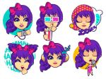Tutorial: Vector Chat Stickers by marywinkler