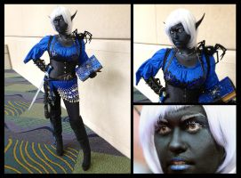 Iraekah at Megacon 2012 by KMCgeijyutsuka