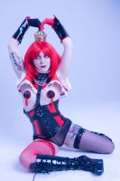 Queen of Dark Hearts 2 by Mistress-Zelda