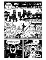 Issue 1, Page 1 - HtbR by driver16