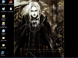 Meh Alucard Desktop X3 by Bishounen-Hunter17