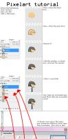Pixel tutorial by MenInASuitcase