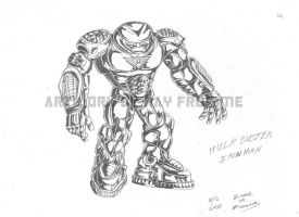 Lego Iron Man Hulkbuster Coloring Coloring Pages