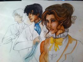 The Infernal Devices WIP by kara-lija