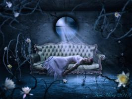 The Lily room by katmary