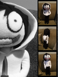 Jeff the Killer by m-sharlotte