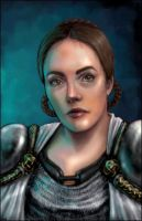 Cleric - Baldur's Gate by silent-clarion