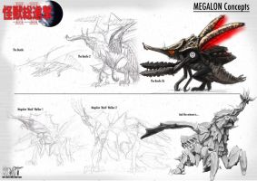 Megalon Concepts by LDN-RDNT
