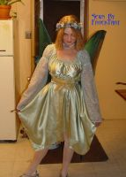 Green fairy, front view by FrockTarts