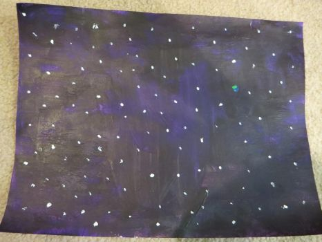 Outer Space by New2Acrylic