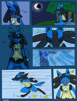 Blue Moon Jazz page1 by Fox7XD