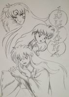 Inuyasha by Persefone999