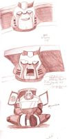 TF Ani Sketches-- Ratchet by Starath