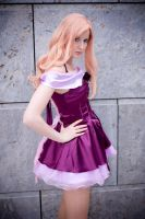 Sheryl Nome by justchipsy