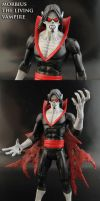 Morbius the Living Vampire by Jin-Saotome