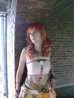 Final Fantasy XIII: Vanille by Gonnie