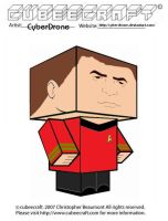 Cubeecraft - Scotty 'TAS' by CyberDrone