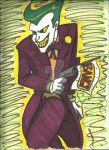 Joker Commish by Smitty-Mouse