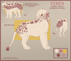 Ceres Reference 2012-2013 by kuwaki