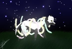 Star wolf by Ahses00