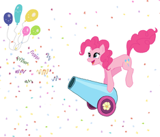 Party Cannon by h00fbump