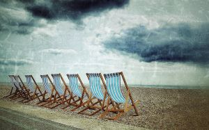 Deckchairs by hayleyonfire