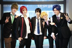 Free! ~ Iwatobi group by YamatoTaichou