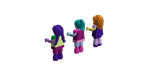 Lego MLP Equestria Girls The Dazzlings (Back) by SonicTheDashie