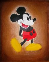 Mickey by Bee-Minor