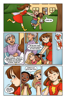 Mary Marvel pg 6 by courtneygodbey