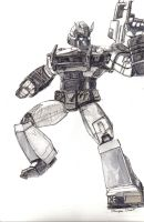 If Prowl became a Prime by MissLizz