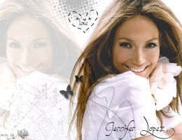 Blend with Jennifer Lopez by QuEeN-MiUsHkA