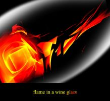 fire wine by Thimix2