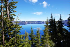 Crater Lake I by JessyFTW