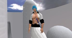 Second Life: Grimmjow by DragonKeeper333