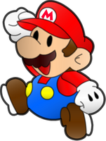 Paper Mario by Luned13