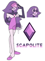 Scapolite by watergems