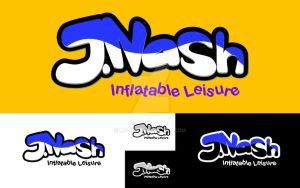 Jnash Inflatable Leisure Logo by MP-DA