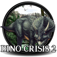 Dino Crisis 2 - Triceratops Icon by mano2