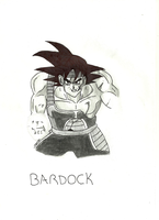 Bardock Cambiare el destino by AnimenickStudios
