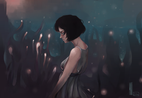 Dream | Krita 3.0 Speedpainting by MarTs-Art