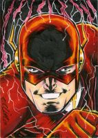 SC FLASH colored by jerkmonger