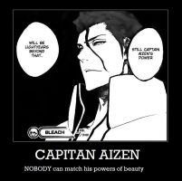 Truth : Bleach 1 Aizen by DRUNKENunicorn756