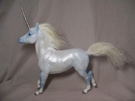 """Dream"" ooak unicorn 94 by AmandaKathryn"