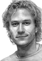 HEATH LEDGER by Martinhoo